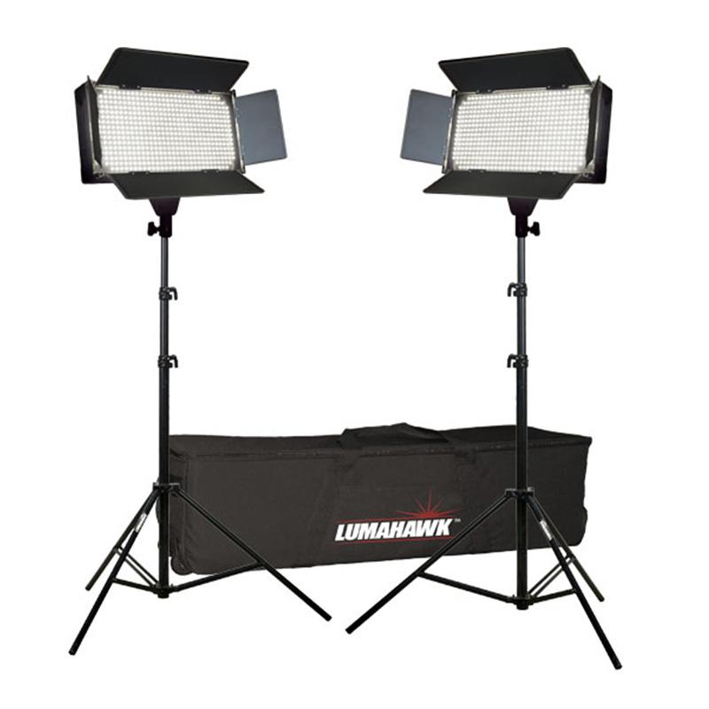 with continuous portrait light lighting andoer bulbs kit p umbrella video photography swivel triple three