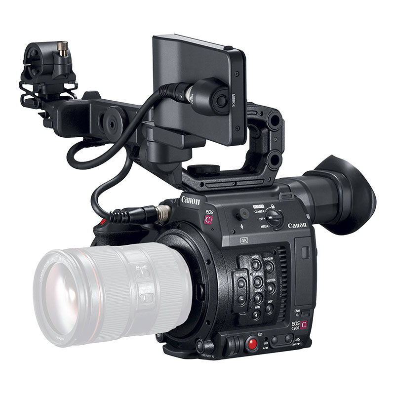 Canon C200 Camera Rental